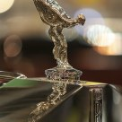 Spirit of Ecstasy, called Emily